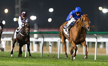 Safety Check winning the G2 Al Fahidi Fort at Meydan