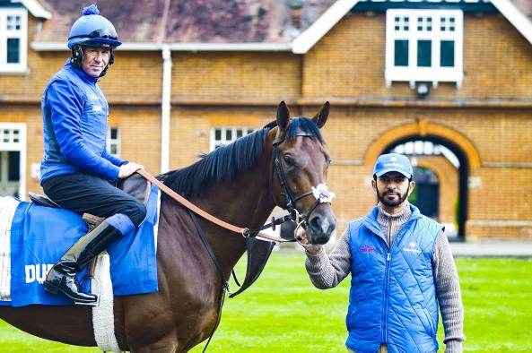 Godolphin thoroughbred horseracing news, runners, results and stables