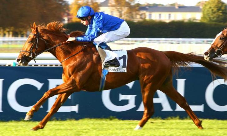 Godolphin thoroughbred horseracing news, runners, results