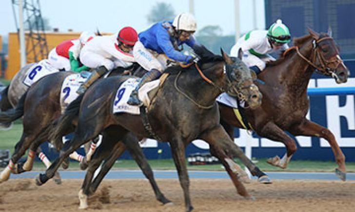 Maftool takes second in the G2 UAE Derby