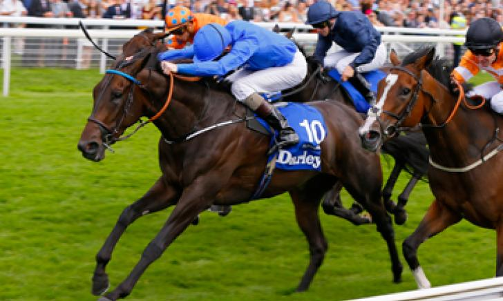 Pleascach (pictured winning the Group 1 Darley Yorkshire Oaks)