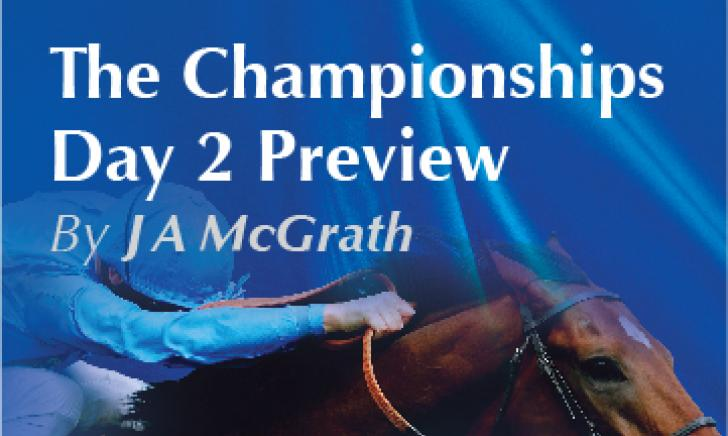 The Championships Day 2 Preview