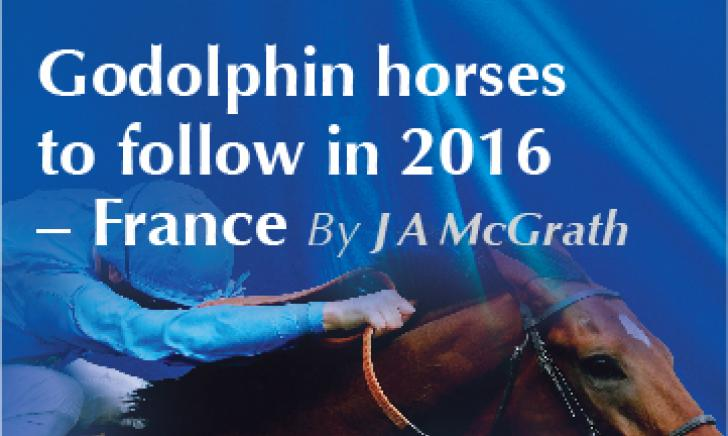 Godolphin horses to follow in 2016 - France