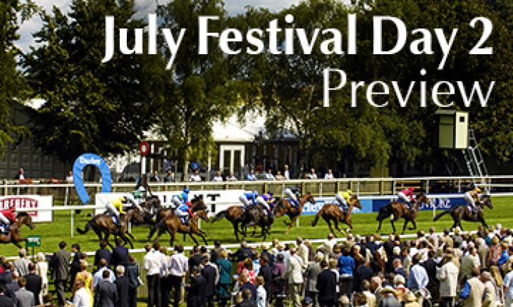 July Festival Day 2 Preview